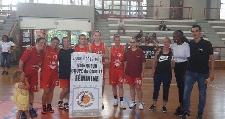 CHAMPIONNES - Coupe du Loiret