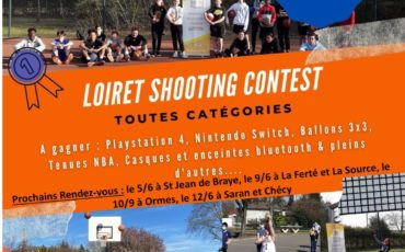 Loiret shooting basket