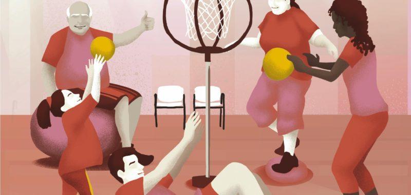 Nouveauté - Basket Santé