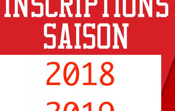 Dossier inscription 2018-2019 + permanence