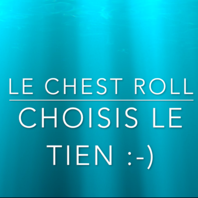 Freestyle defi : le chest roll