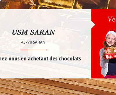 VENTE DE CHOCOLAT DE NOEL