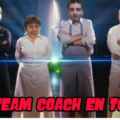 Défi coach en toque
