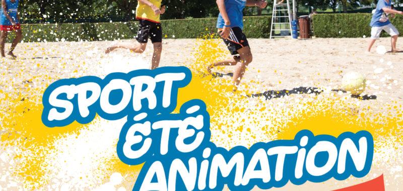 Un été sportif - Sport Été Animation