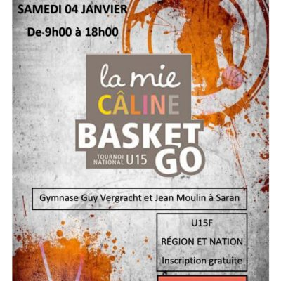Tournoi de la mie CALINE 04/01/2020