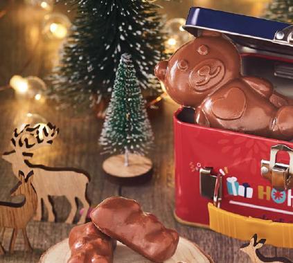 Les catalogues des chocolats de Noël sont arrivés !
