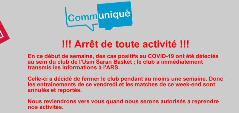 Alerte coronavirus