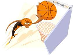 """"""" Le basket débarque à la maison """" le retour..."""